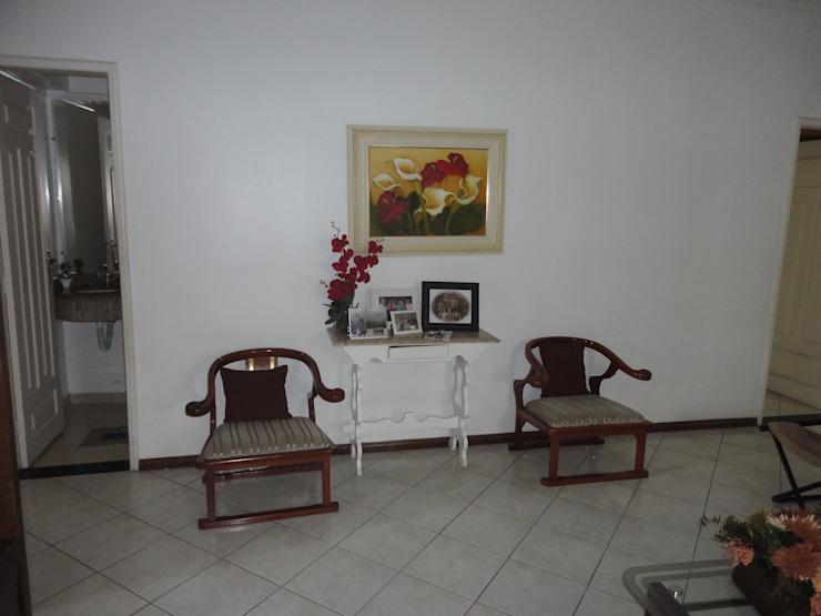 Sala de Tv antes da reforma por CARDOSO CHOUZA ARQUITETOS
