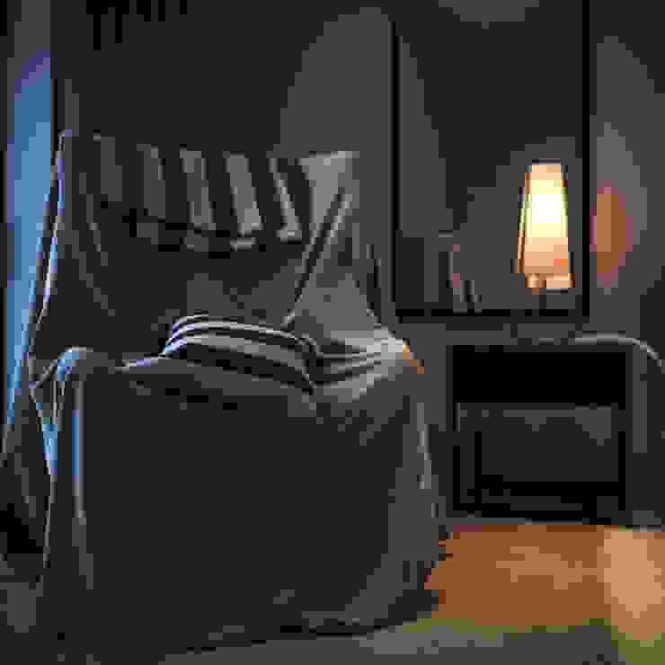 Ali İhsan Değirmenci Creative Workshop – Yatak Odası: modern tarz , Modern