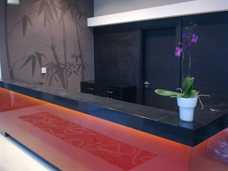 Hotel Reiss Modern Oteller Otelyx Dizayn Ltd.Sti. Modern Ahşap Ahşap rengi