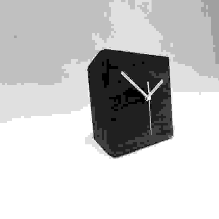 원목 디자인 시계: Hash의 현대 ,모던 우드 우드 그레인