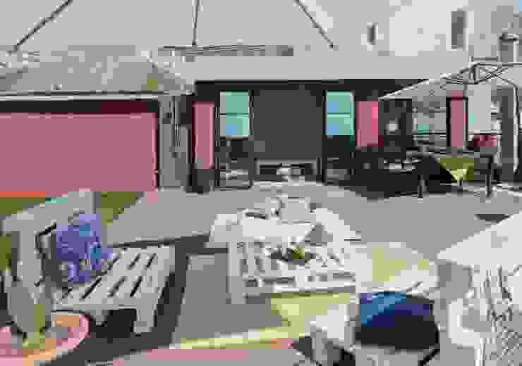Casas de estilo  por architetto Lorella Casola, Industrial