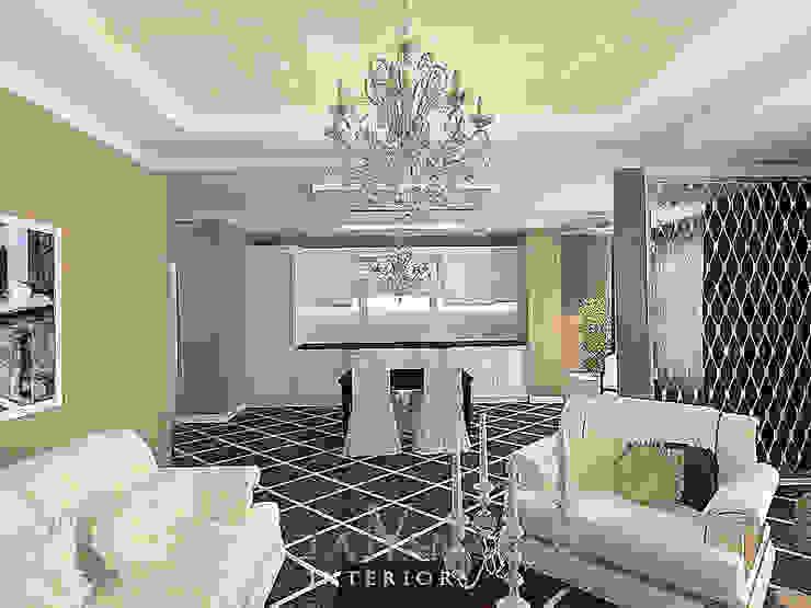 5 Гостиная в классическом стиле от Дизайнер Татьяна Волкова Классический