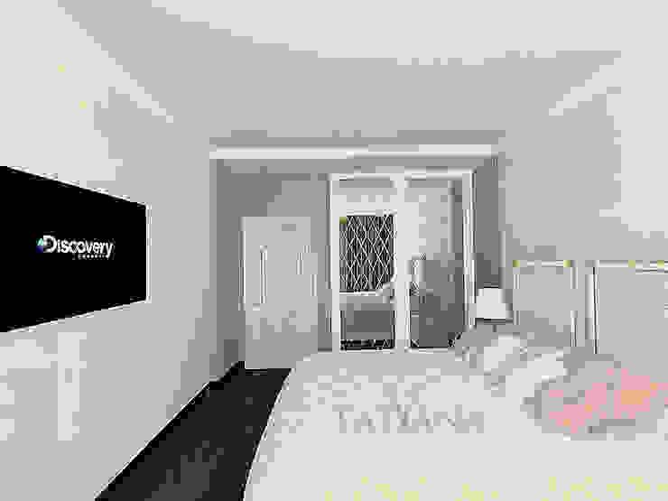 5 Спальня в классическом стиле от Дизайнер Татьяна Волкова Классический