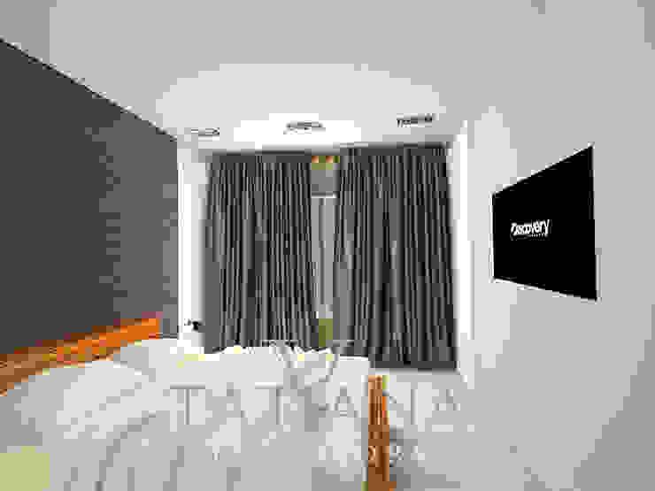 3 Спальня в стиле модерн от Дизайнер Татьяна Волкова Модерн
