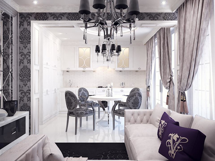 2 Кухня в классическом стиле от Дизайнер Татьяна Волкова Классический