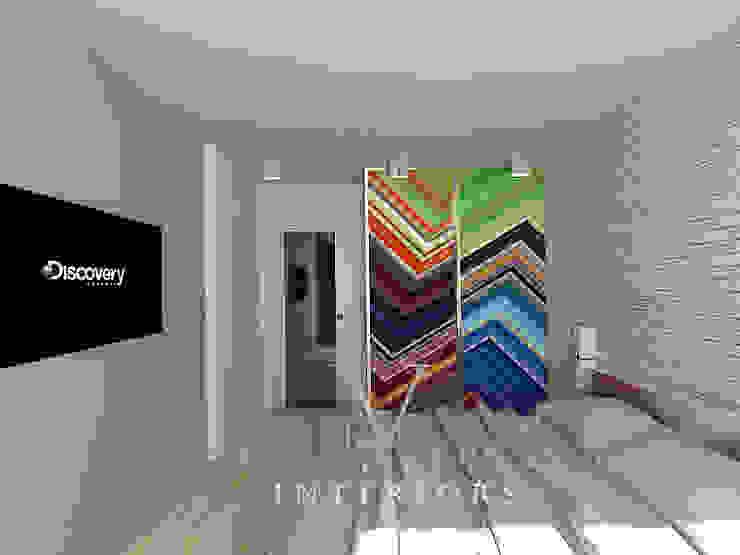4 Спальня в стиле модерн от Дизайнер Татьяна Волкова Модерн