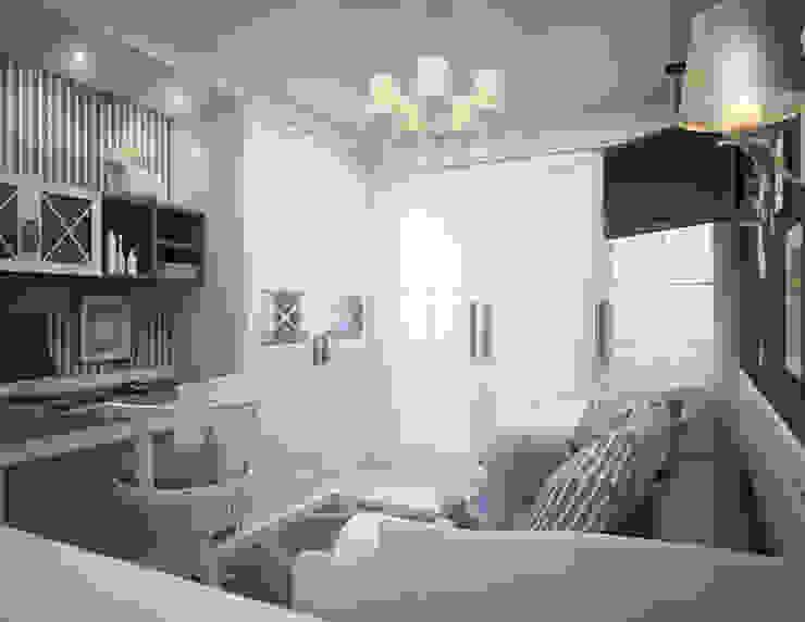 2 Детская комнатa в классическом стиле от Дизайнер Татьяна Волкова Классический