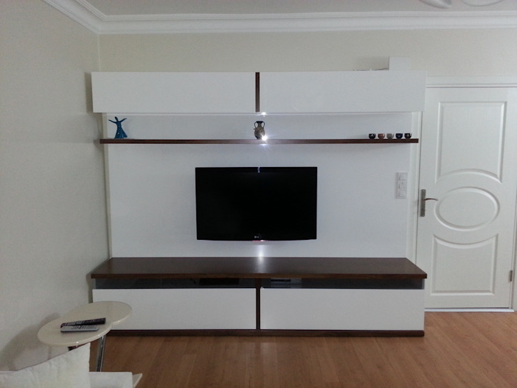 Erim Mobilya Living roomTV stands & cabinets Wood Wood effect