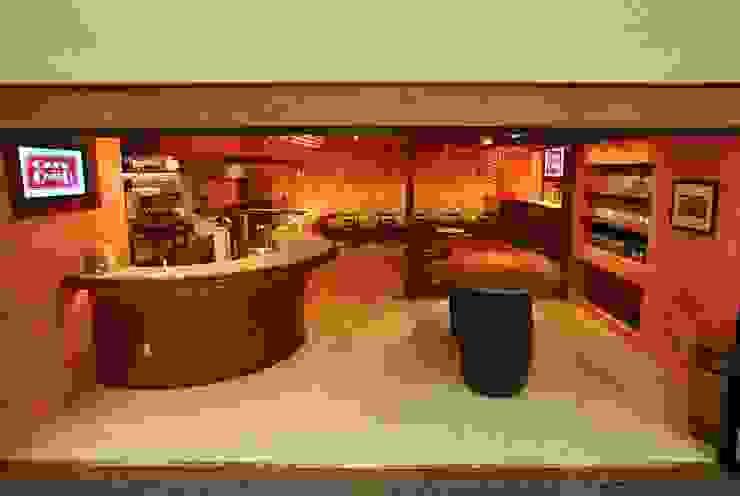 CAFE do CENTRO オリジナルなレストラン の DESIGN LABEL KNOT オリジナル