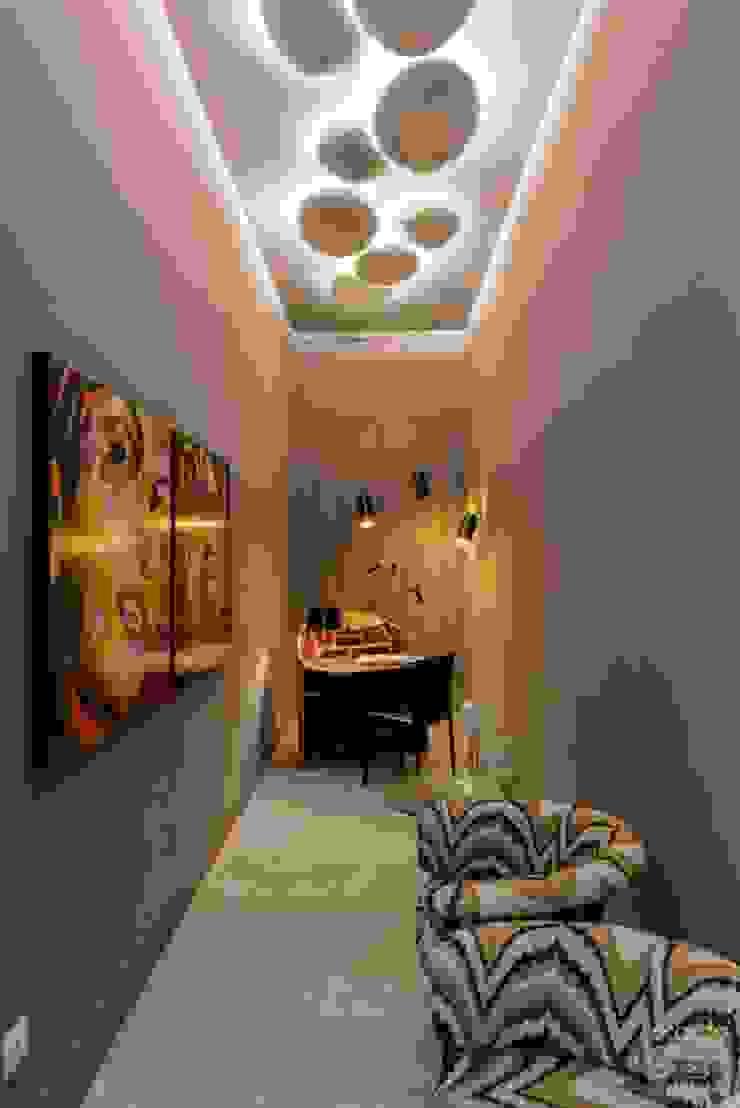 Casa Lisboa Corredores, halls e escadas modernos por ACTUAL SOLUCÕES Moderno