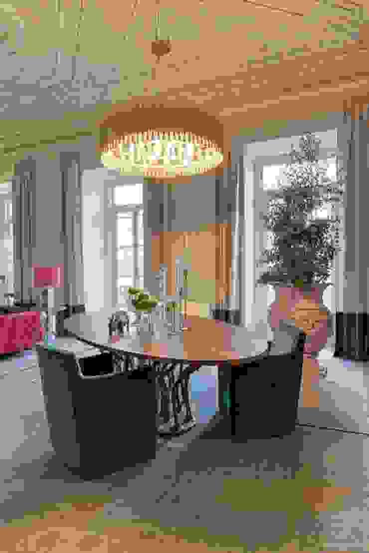 Casa Lisboa Salas de jantar modernas por ACTUAL SOLUCÕES Moderno