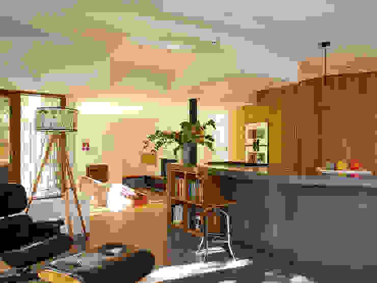 Richmond Concrete LCDA Modern Kitchen