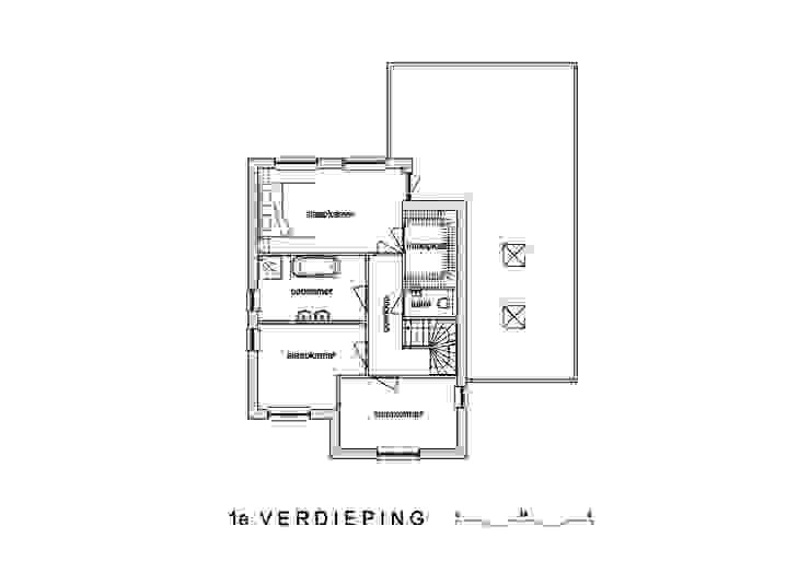 Nieuwbouw van een karakteristiek vrijstaande woning. Klassieke huizen van Villa Delphia Klassiek