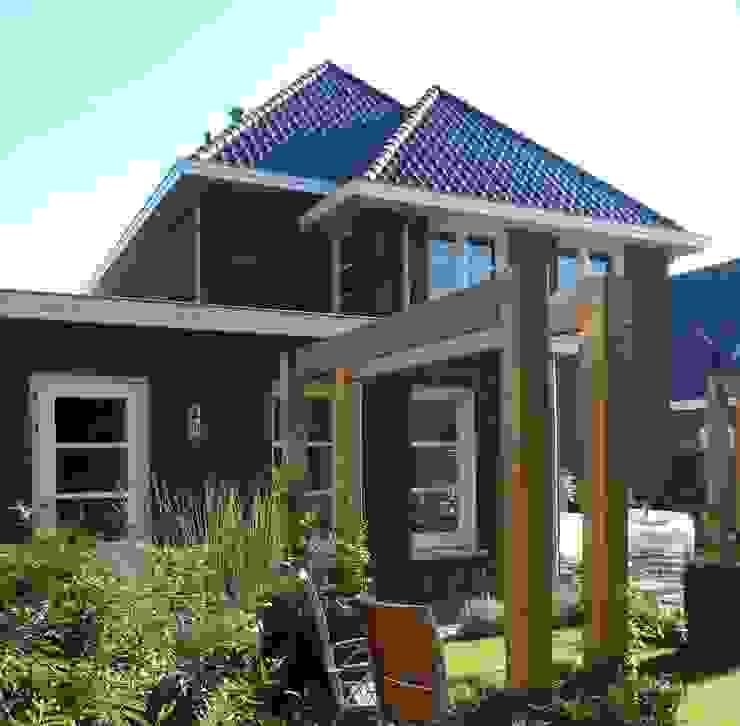 Tuin nieuwbouw villa Velddriel Klassieke tuinen van Villa Delphia Klassiek