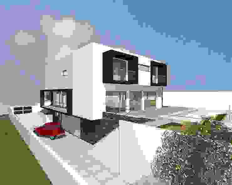 de Bati-Vale Construções Lda Moderno