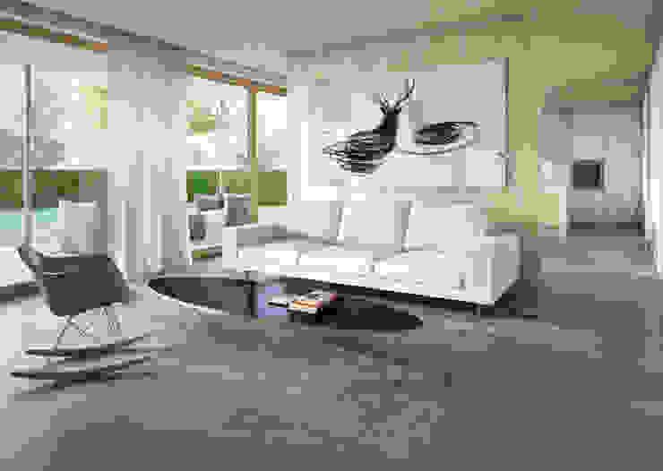 winhard 3D Salones de estilo escandinavo