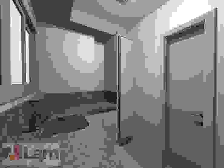 Área de Serviço - Projeto por LAM Arquitetura   Interiores