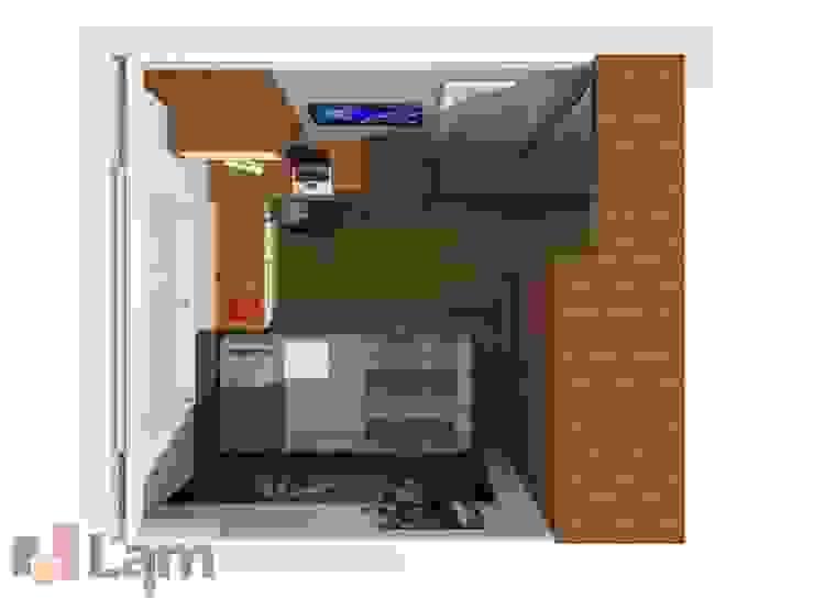 Dormitório - Projeto por LAM Arquitetura   Interiores