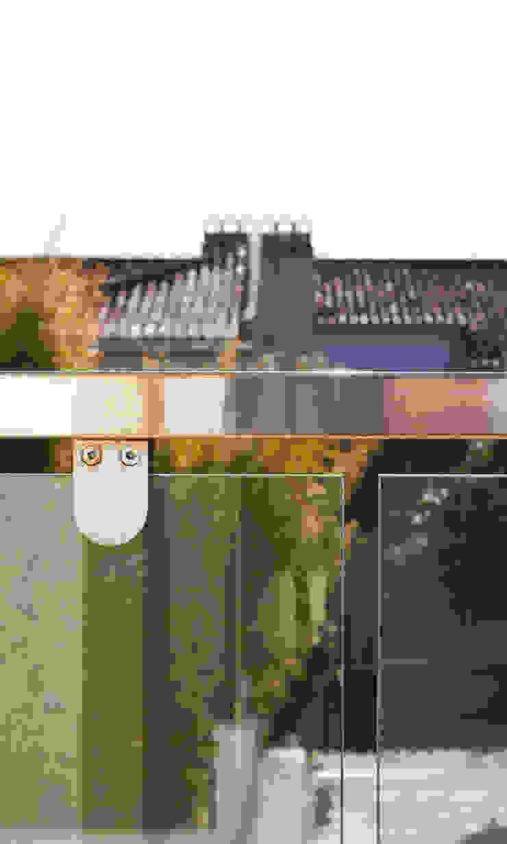 Detalhes Varandas, marquises e terraços modernos por Spacemakers Moderno