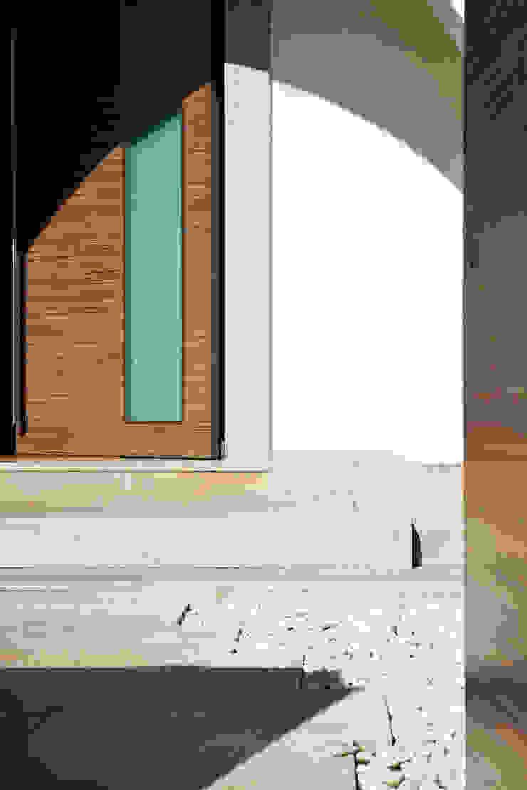 Detalhes Casas modernas por Spacemakers Moderno
