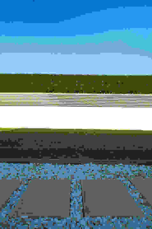 Detalhes Jardins modernos por Spacemakers Moderno