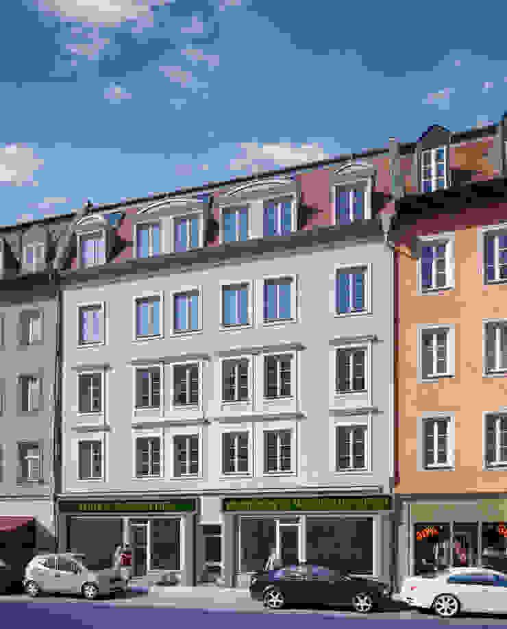 winhard 3D Casas de estilo clásico