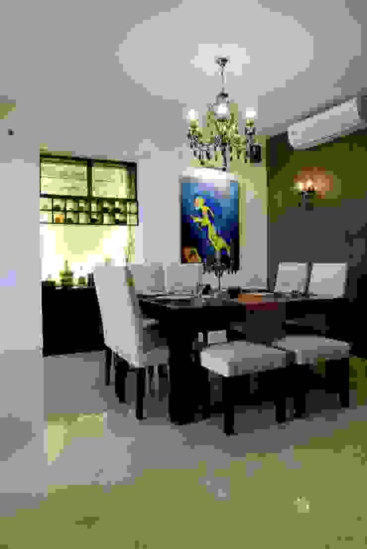 In-situ Design Modern dining room