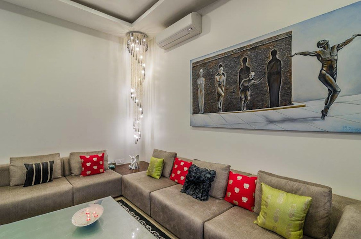 In-situ Design Living room