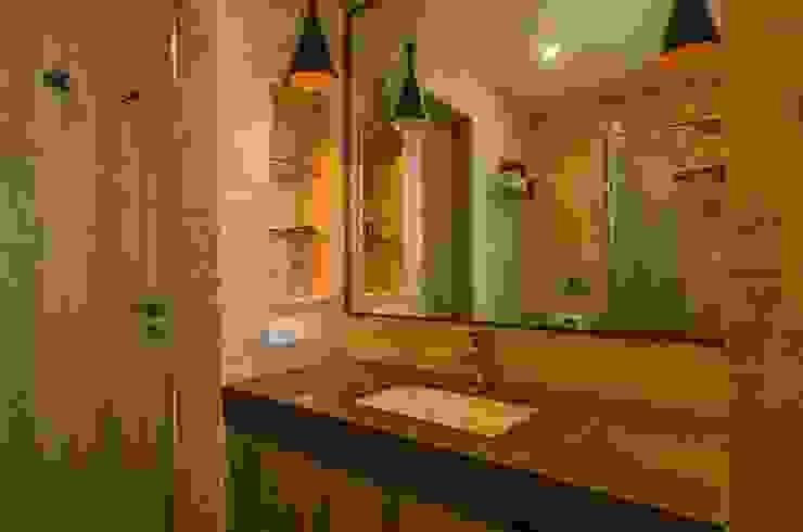 In-situ Design Modern style bedroom