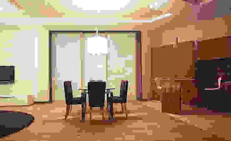 Show room г.Геленджик Гостиная в классическом стиле от Yana Ikrina Design Классический