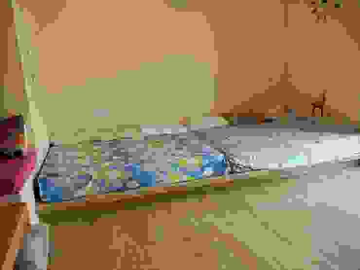 Villa at Ezperenza, Whitefield Modern style bedroom by Interiors By Suniti Modern