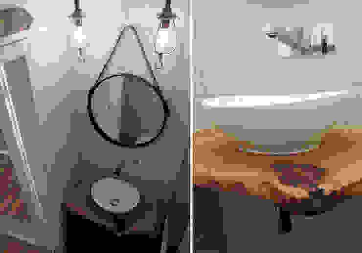 Bagno moderno di Julia Kosina Interior Design & Innenarchitektur Moderno