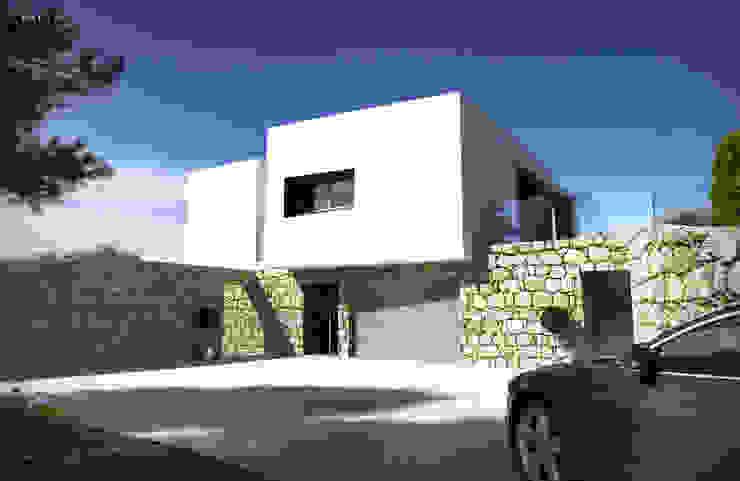 House AS - Paulo Lucas, Arq. Casas modernas por SPL - Arquitectos Moderno