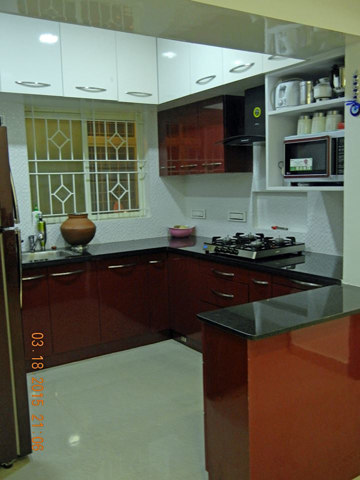 Before/After by Interiors By Suniti
