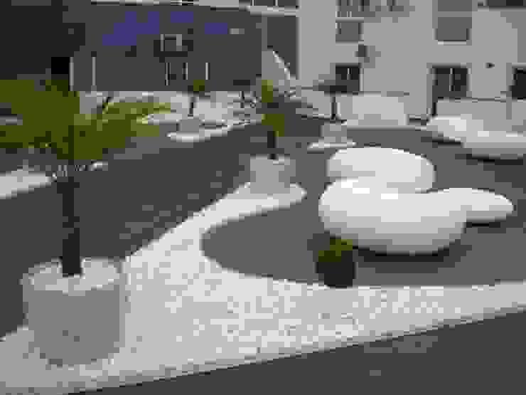 Arqnow, Unipessoal, Lda Minimalistischer Garten