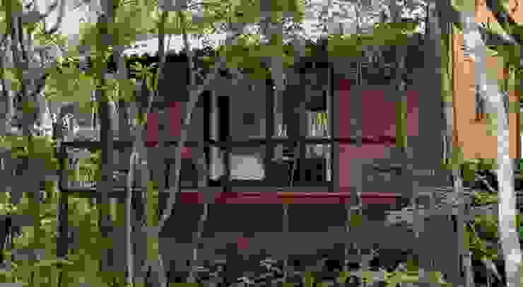 Balcones y terrazas de estilo rural de Junia Lobo Paisagismo Rural
