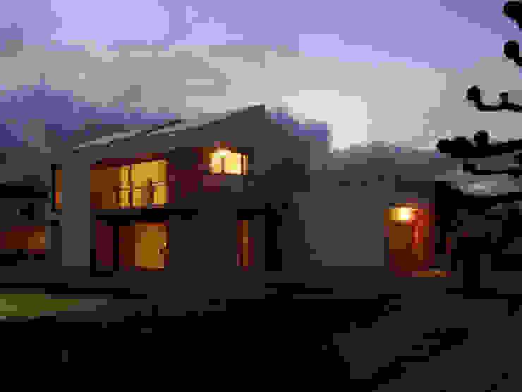 La maison ouverte sur l'extérieur archipente Maisons modernes