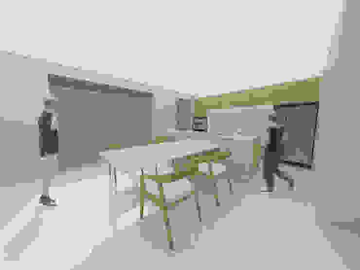 Cocina Tres en uno design