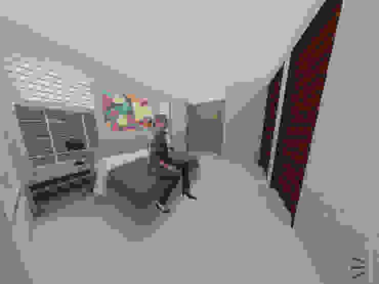 Habitación 02 Tres en uno design