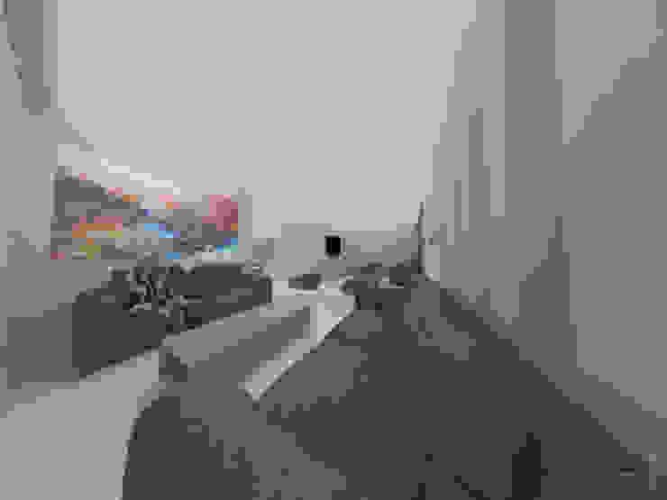 Sala Tres en uno design