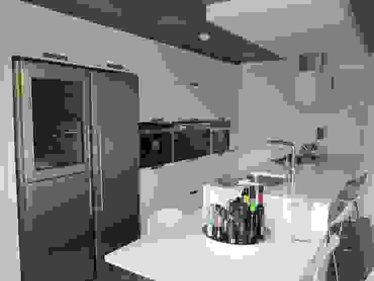 Cocina de Marc Pérez Interiorismo Moderno