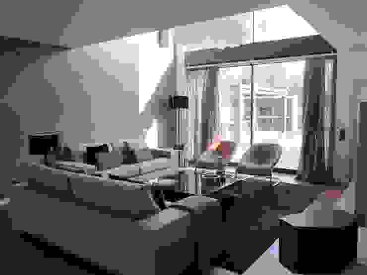 Salón de Marc Pérez Interiorismo Moderno