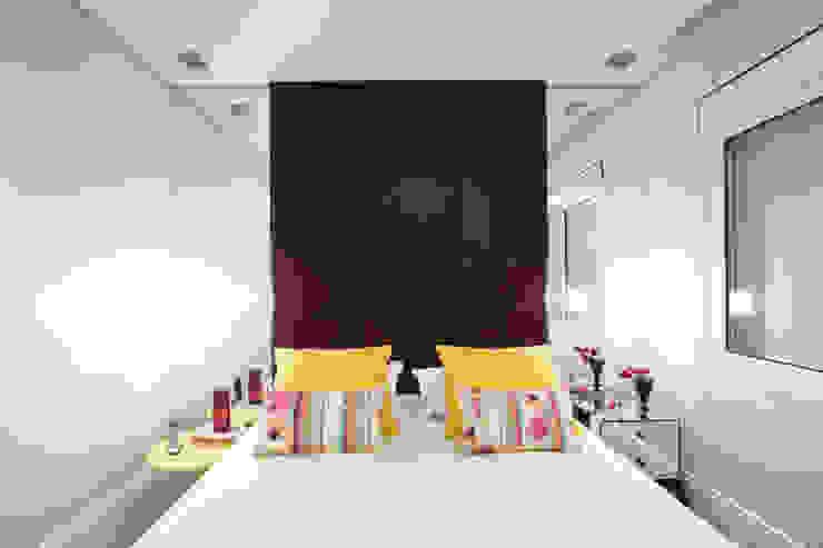 Apartamento Itaim Quartos modernos por Officina44 Moderno