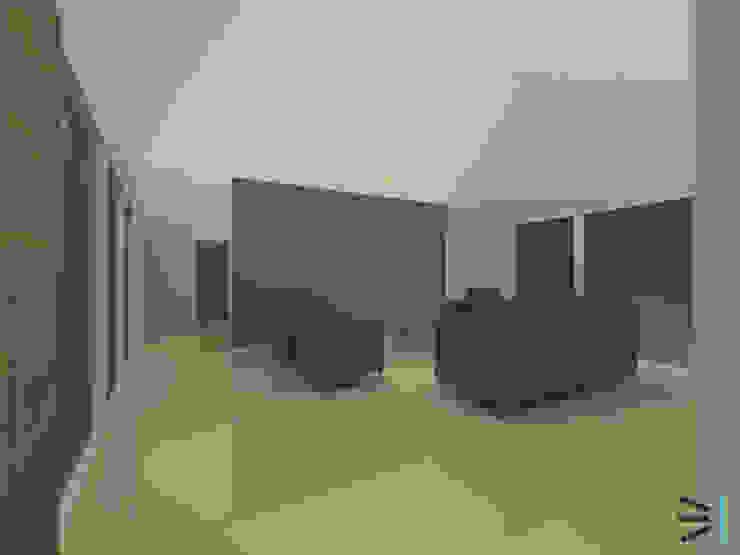 Sala de estar Tres en uno design