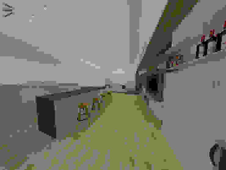 Bar de Tres en uno design