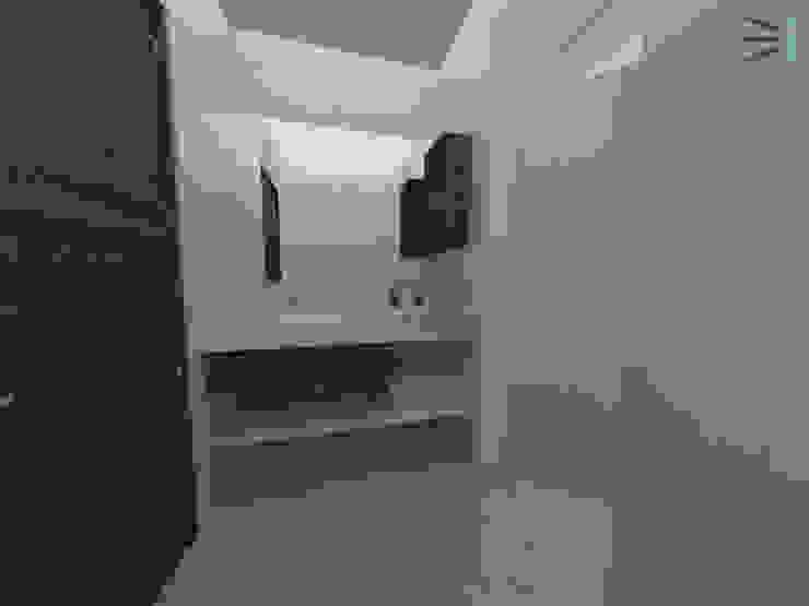 Sanitario habitación 02 de Tres en uno design