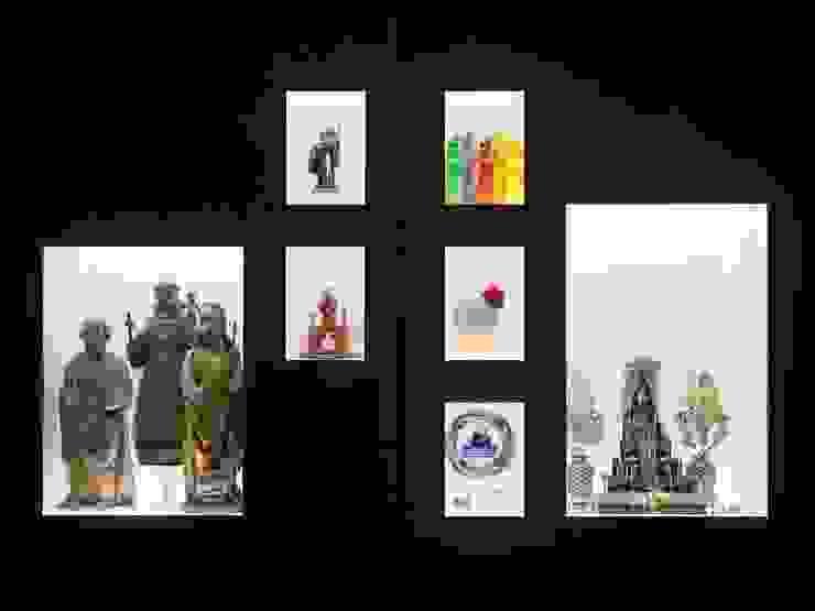 Museums by P-06 ATELIER, ambientes e comunicação, Lda, Modern