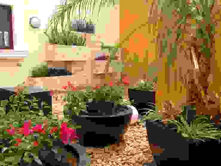 Modern style gardens by EcoEntorno Paisajismo Urbano Modern