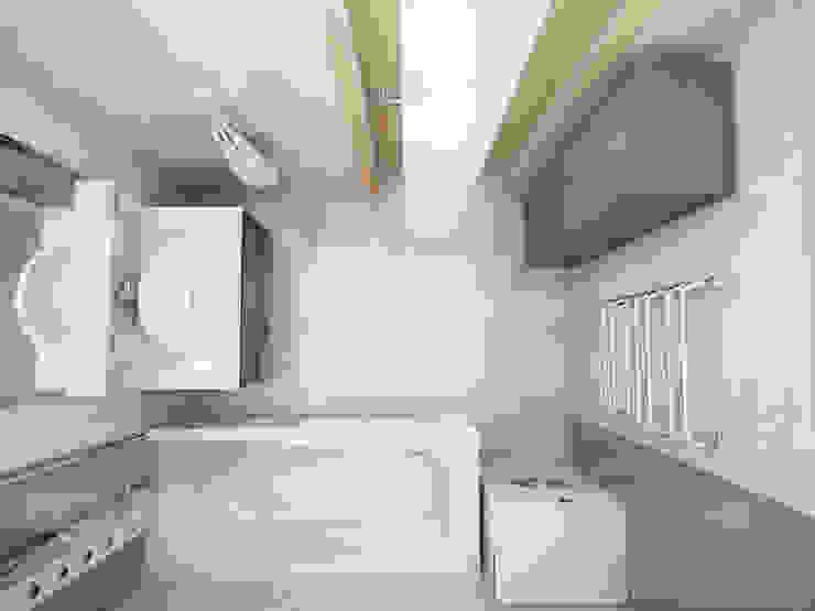 Дизайн-проект трехкомнатной квартиры 105 м2_ 2015г Ванная в классическом стиле от Artstyle Классический