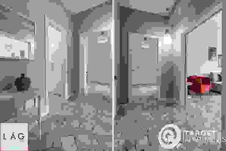 モダンスタイルの 玄関&廊下&階段 の Architrek モダン